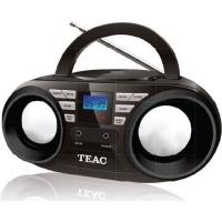 teac pc d90 cd boom box media player accessory