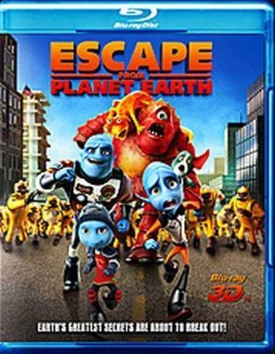 Photo of Escape From Planet Earth - 2D / 3D