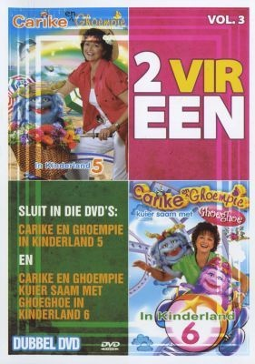 Photo of 2 Vir Een - Vol.3 Kinderland Vols.5 & 6