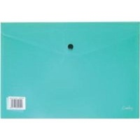croxley a4 envelope with button 12 pack green school supply