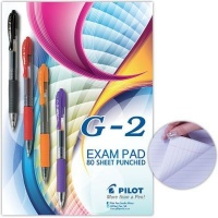 punched feint margin exam pads 80 sheets of 10 other
