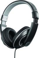 amplify groove over ear headphones black and grey headphone
