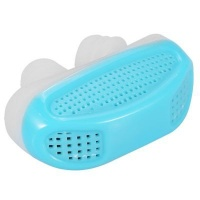 anti snore device sleep aid blue health product