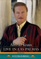 alfredo kraus live in las palmas dvd music cd