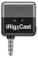 irig mic cast microphone for ios and android devices cellular accessory