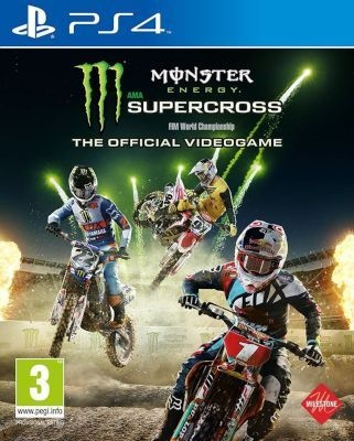 Photo of Monster Energy Supercross