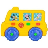 disney baby school bus musical toy