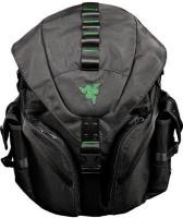 razer mercenary backpack for 14 notebooks black and green
