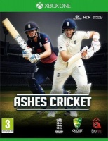 ashes cricket xbox one blu ray disc other game