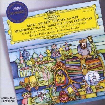 Photo of Mussorgsky: Bilder Einer Austellung/Ravel: Bolero/...