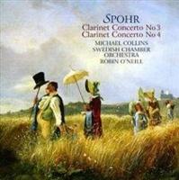 Clarinet Concertos Nos 3 and 4