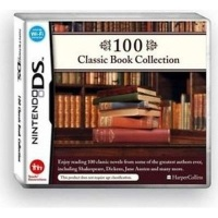 100 classic book collection nintendo ds game cartridge other game