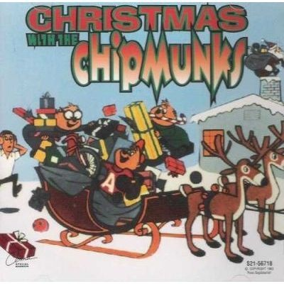 Christmas With The Chipmunks Vol 1