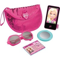 barbie glamtastic purse kit activities amusement