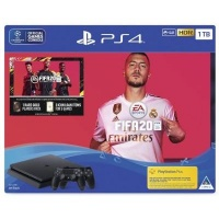 sony playstation 4 slim console with fifa 20 1tb ps4 accessory