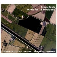 reich music for 18 musicians 2013 music cd