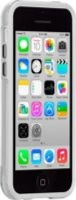 case mate tough naked shell for iphone 5c clear with