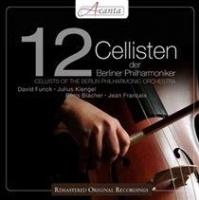 12 cellisten der berliner philharmoniker music cd