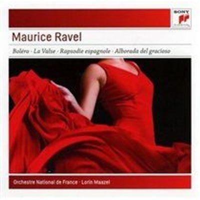 Photo of Maurice Ravel: Bolero/La Valse/Rapsodie Espagnole/...