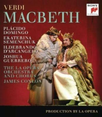 Photo of Macbeth: The LA Opera