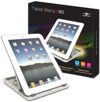 vantec tac 100 stand 360 for tablets white accessory