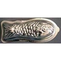 ametalurgica small fish pan 14cm silver other kitchen appliance