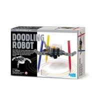 4m doodling robot learning toy