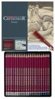 cretacolor set of 24 cleos fine art pencil art supply