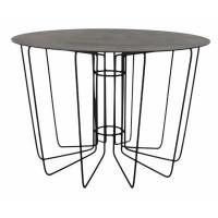 fundi living spider coffee table black living room furniture