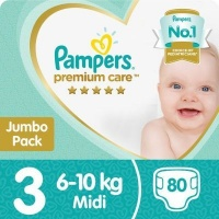pampers premium care size 3 midi jumbo pack 80s nappy changing