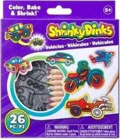 alex toys shrinky dinks vehicles baby toy