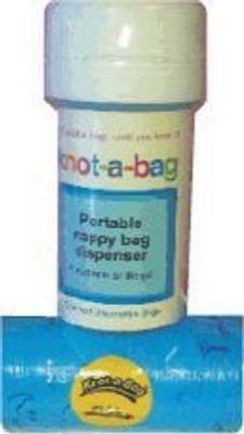 Photo of Knot-a-Bag Dispenser