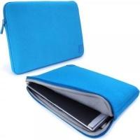 tuff luv cub skinz neoprene sleeve for 11 notebooks blue computer