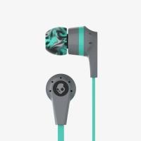 skullcandy inkd 2 supreme graymint headphones earphone