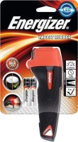 energizer 7638900326307 hand impact rubber torch 2 aaa flashlight