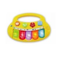 winfun baby fun flashing keyboard musical toy