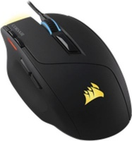 corsair sabre rgb usb optical gaming mouse black accessory