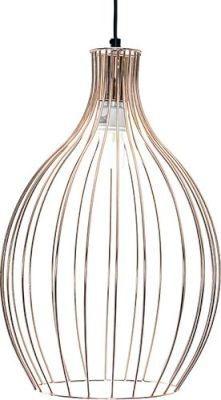 Photo of Fundi Lighting Ally Pendant Light - Single Globe Fitting