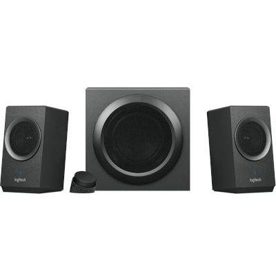 Photo of Logitech Z337 Bold 2.1 Channel 40w Wireless Desktop Speaker Set - Black