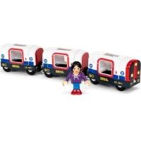 brio metro train electronic toy