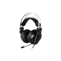 msi immerse gh60 over ear gaming headphones with computer