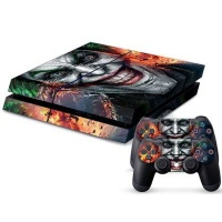 skin nit decal for ps4 joker ps4 accessory