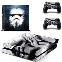 skin nit decal for ps4 stormtrooper ps4 accessory