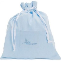 bebedeparis baby nursery bag 33x40cm blue bag