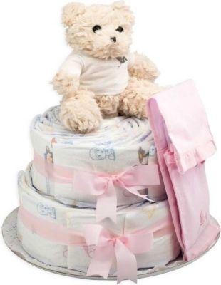 Photo of BebedeParis Chic Nappy Cake