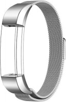 Linxure Milanese Strap for the Fitbit Alta Silver Large