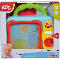 simba abc first tv musical toy
