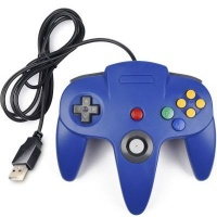 Ntech N64 Style USB Wired Controller