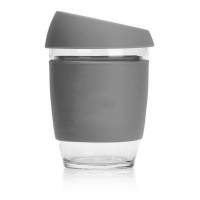 barista reusable glass cup water coolers filter
