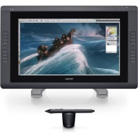 wacom cintiq 22 interactive graphic design display accessory